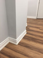 Baseboard And Door Casing Professional Installation $1 Per Foot
