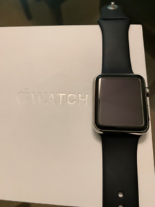 Apple Watch 1 Stainless Steel 42mm