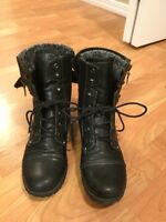 G by Guess black boots sz8