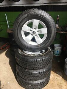 "17"" Dodge Ram Rim & Tire Package!!!!"