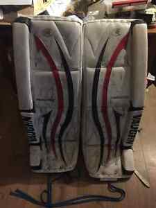 Goalie pads for sale