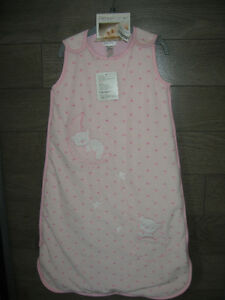 Girl's Sleep Sack 12/18 months (Pitter Patter) New with Tags