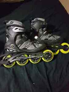 Sweet roller blades only used once