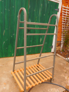 Woodworkers Clamp Cart