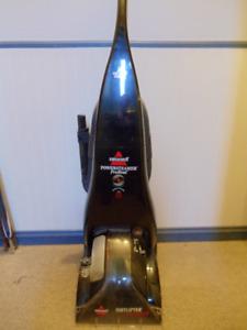 "BISSELL POWERSTEAMER  ""PROHEAT SERIES  Model 1698"