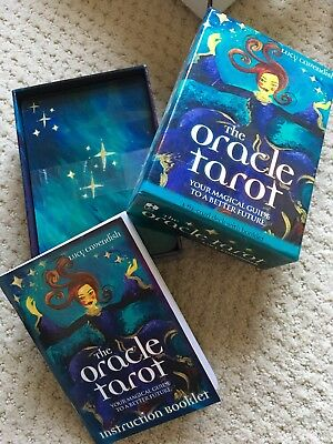 The Oracle Tarot cards deck brand new- by Lucy Cavendish-