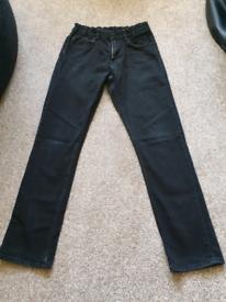 Various boys jeans