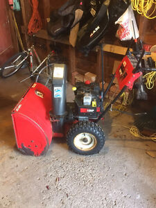 Used Snowblower