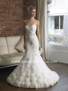 Couture Wedding Dress (Size 4-6)