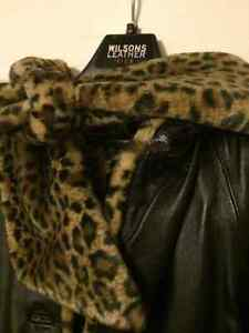 Wilsons Leather Winter Coat REAL Leather ONLY $50! London Ontario image 6