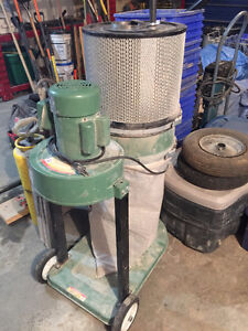 GENERAL INTER'L SMALL DUST COLLECTOR