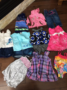 Baby Girl Clothing Size 6mths