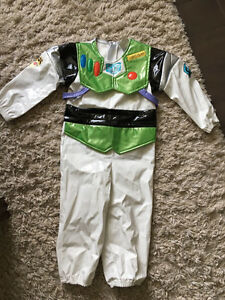 Buzz Lightyear Light Up Costume