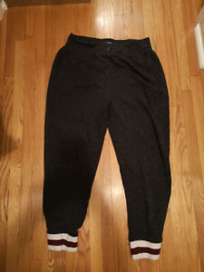 Size medium track pants