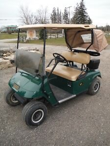 golf cart Kitchener / Waterloo Kitchener Area image 1