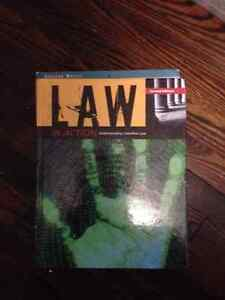 Law In Action Second Edition London Ontario image 1