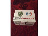 Carrvas GPS navigation system Sat Nav - brand new