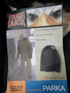 Various Tough Duck work jackets and overalls $65