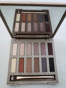 Urban decay naked ultimate basics eyeshadow palette makeup