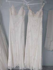 Silk Chiffon Gowns