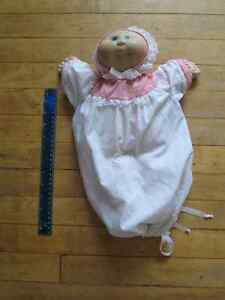Cabbage patch kid from the 80's