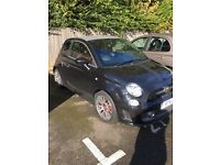Abarth 595 Turismo (Convertible) with Stage 2 Power Upgrade (180 bhp+)