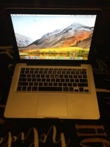 Late 2011 Macbook pro 13 inch - 500 hdd - core i5- ms office
