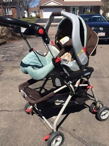 Graco classic connect. 2 bases. Snap & Go stroller