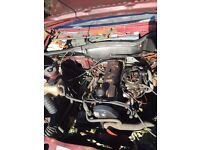 Ford Sierra parts