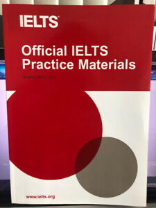 IELTS official practice material (british council, IDP)