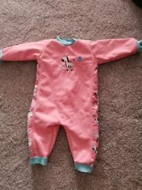 Splash about children's swimsuit (6-9 months)