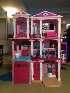 Barbie Dreamhouse 2017 Latest Model