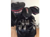 Ping full set Irons driver 3 & 5 woods