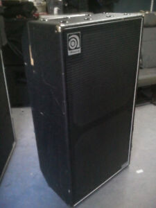 Ampeg 8x10 -FOR SALE OR TRADE
