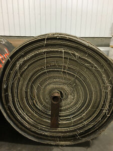Used Conveyor Belting! 36 to 39 '' Wide Rolls Vary In Lengths
