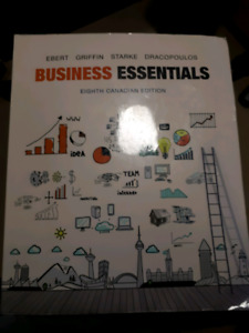 Business Essentials Eighth Canadian Edition