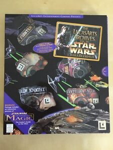 LucasArts Archives vol IV Star Wars PC Games