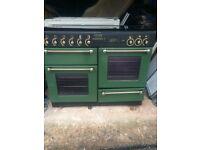 Range oven