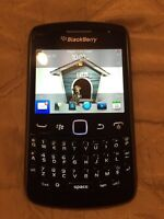 Blackberry Curve 9360 Fido