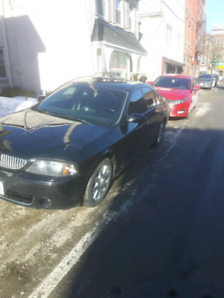 2004 Lincoln Lse with only 166.000km