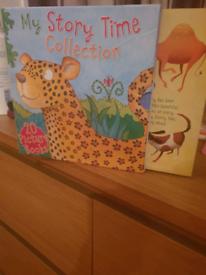 Children complete reading book box set