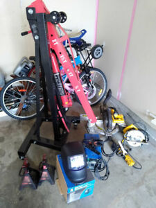 Power Tools (6 tools) package deal for $800 (6305 20 St)