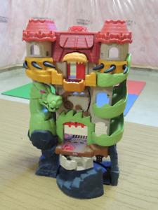 Fisher Price - Dragon Castle