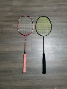 For sale. High end Bandminton Racket