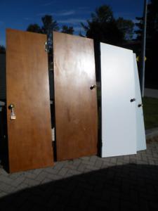 Slab and Bi-fold Doors