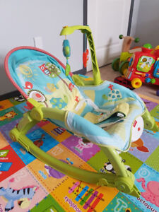 Fisher price Infant to Toddler Rocker (discontinued)
