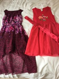 Wonderful bundle of girls clothes aged 7 to 8