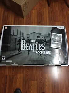 Beatles rockband comes with original box