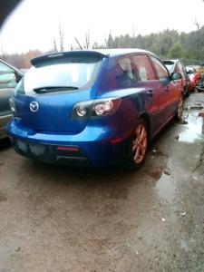 Mazda 3 GT Sport