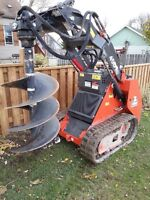 John's Post Holes! /Stump Grinding!/ Lets get started! Call now!